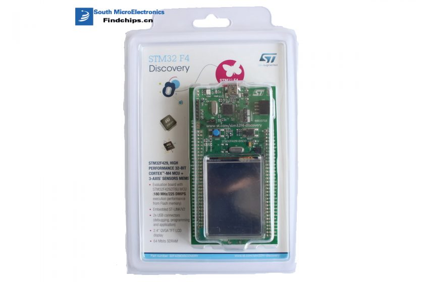 STM32F429 DISCOVERY ARM BOARD WITH TOUCH LCD