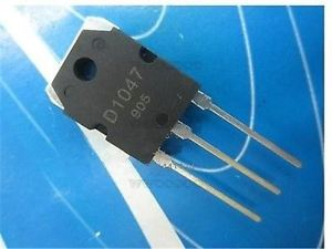 2Sd1047 NPN POWER TRANSISTOR