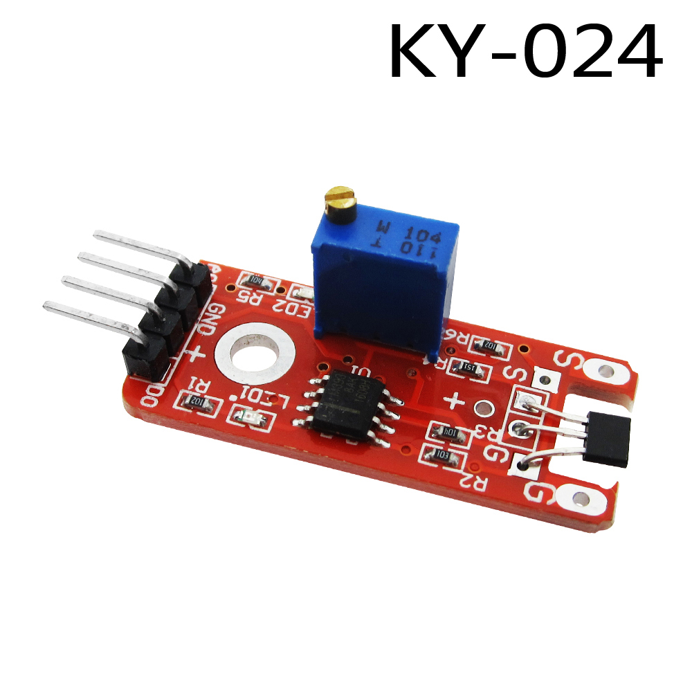 KY-024 KY024 Linear magnetic Hall Effect Sensor