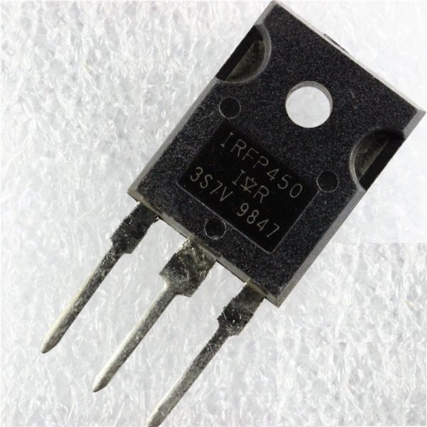 CHANNEL POWER MOSFET