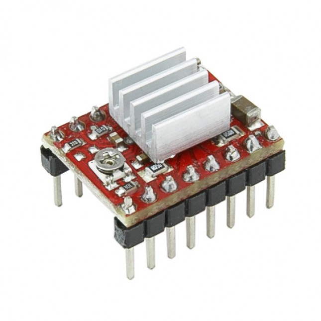 A4988 stepper motor driver carrier, red eva electronics co.
