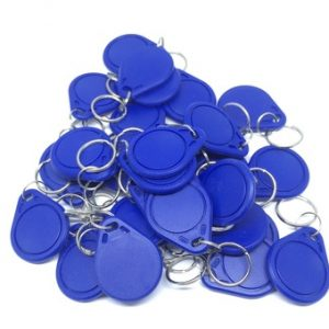 13.56Mhz RFID KEY RING TAG