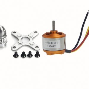 BLDC MOTOR A2212 10T 1400KV Outrunner Brushless Motors for RC Helicopter Quadcopter Multi-copter