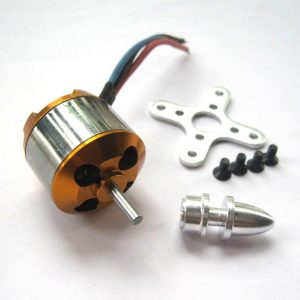 BLDC Motor A2212 930KV Outrunner Brushless DC Motors for RC Helicopter Quad copter Multi-copter