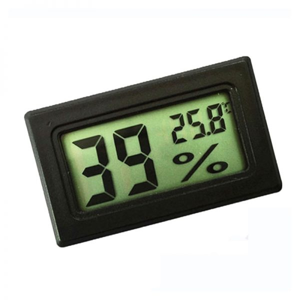temperature and humudity meter